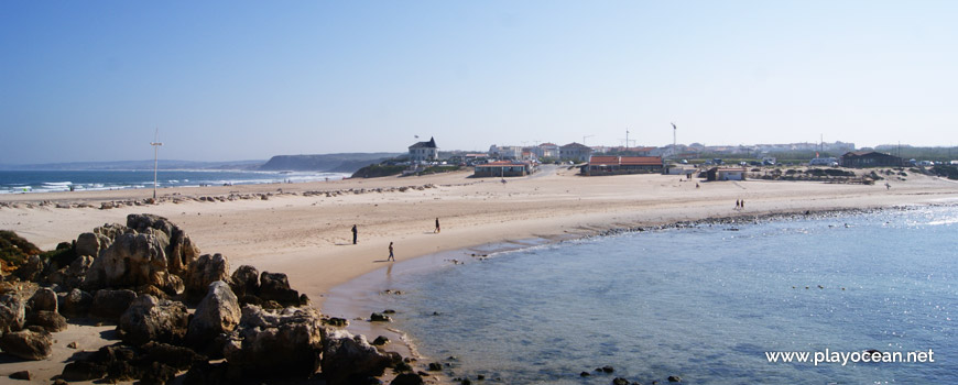 Praia do Baleal (South) Beach