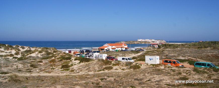 Concessão na Praia do Campismo