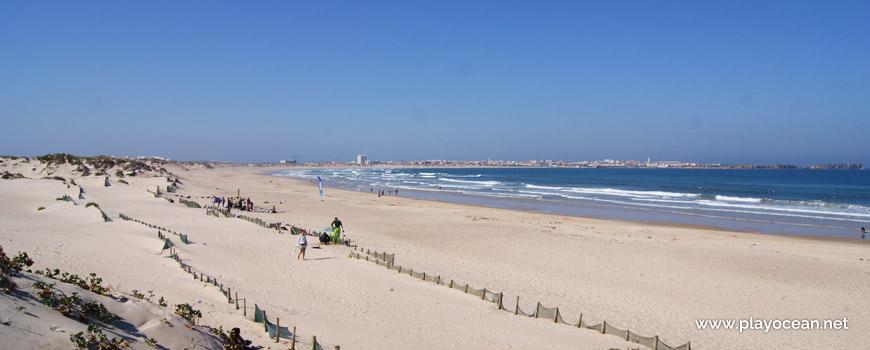 Sul na Praia do Campismo