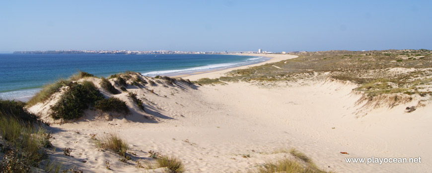 Praia da Consolação (North) Beach and Peniche