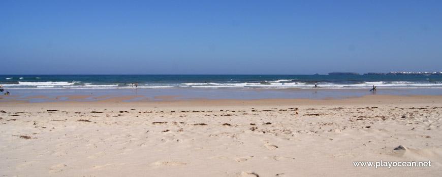 Beira-mar, Praia da Cova da Alfarroba