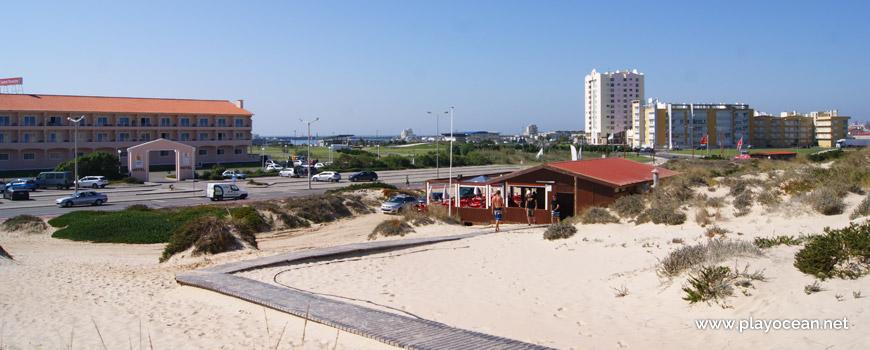 Concessão na Praia da Cova da Alfarroba