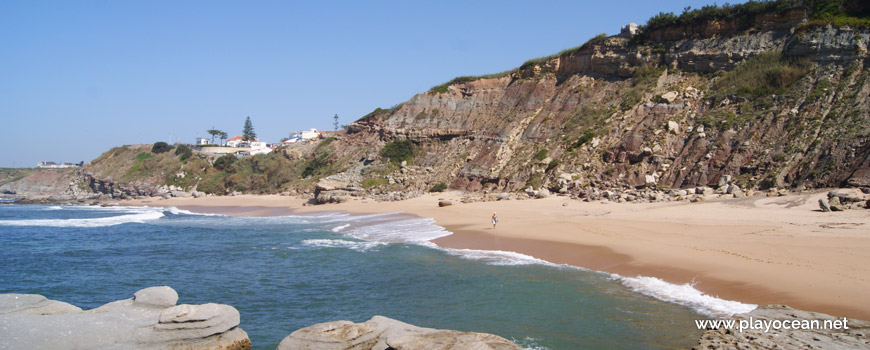 North at Praia dos Frades Beach