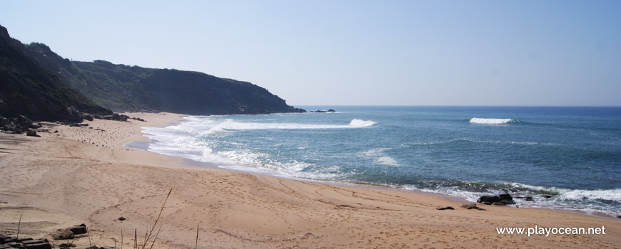 South of Praia dos Frades Beach