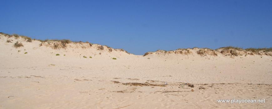 Duna na Praia do Medão Grande