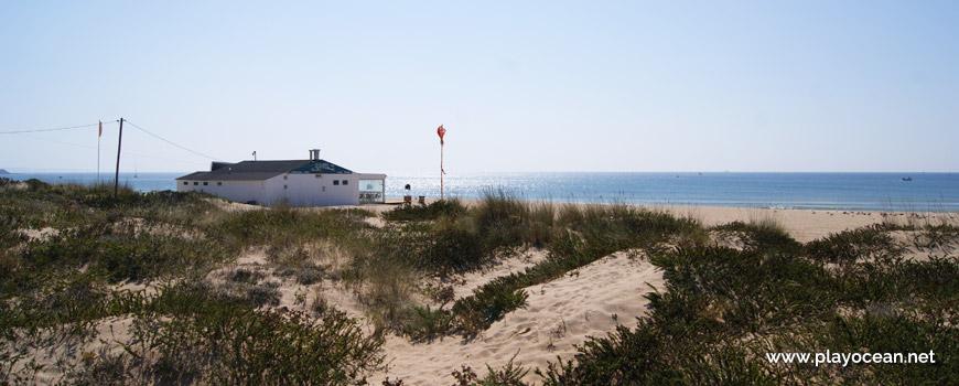 Bar at Praia do Molhe Leste Beach