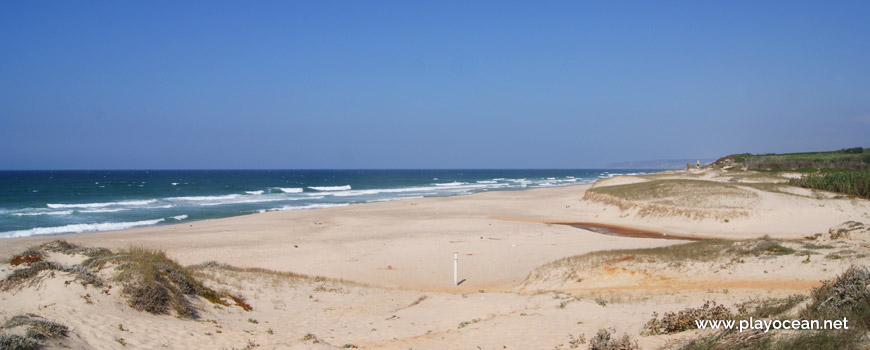 Praia de Point Fabril Beach