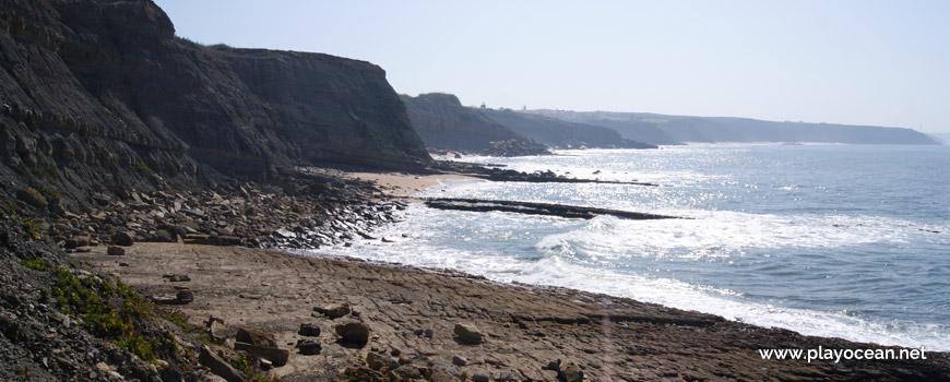 Sul na Praia do Salgueiro