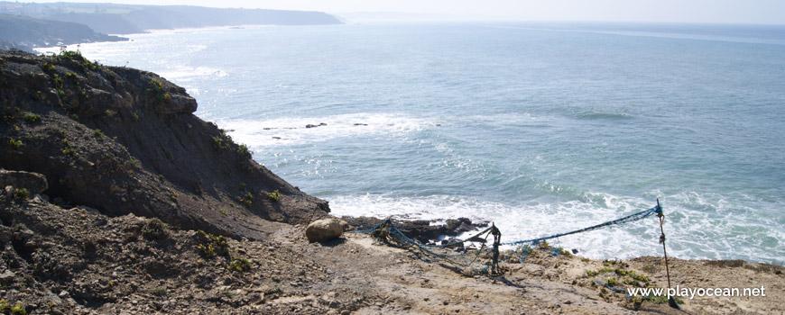Descida à Praia do Salgueiro