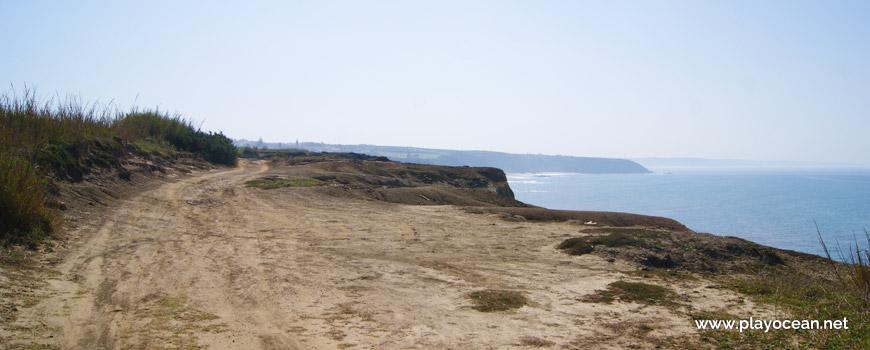 Estacionamento, Praia do Salgueiro
