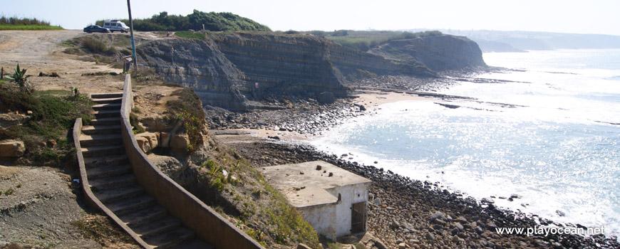 Access to Praia de São Marcos Beach
