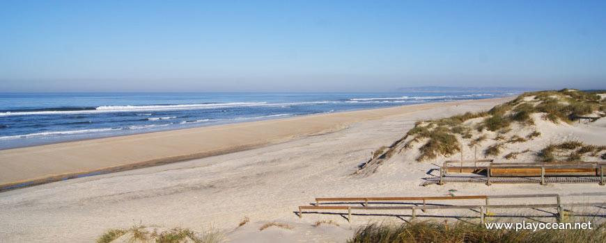 Praia do Osso da Baleia Beach