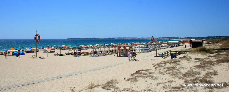 Praia do Alvor (East) Beach