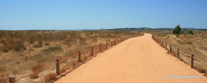 Caminho para a Praia do Alvor (Poente)