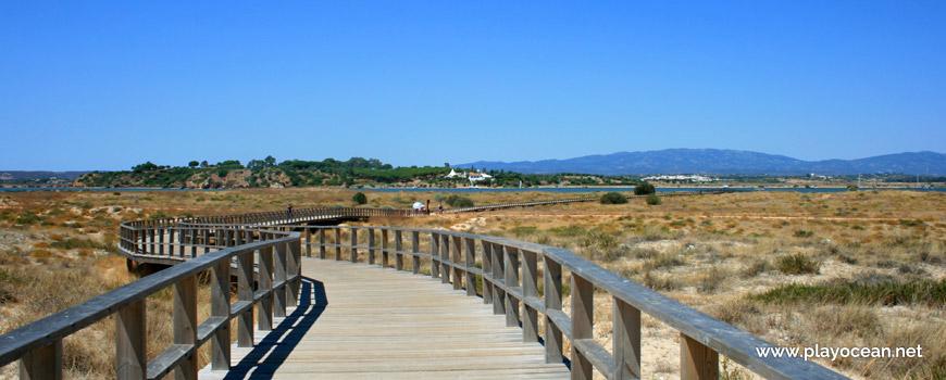 Passadiço para a Praia do Alvor (Poente)