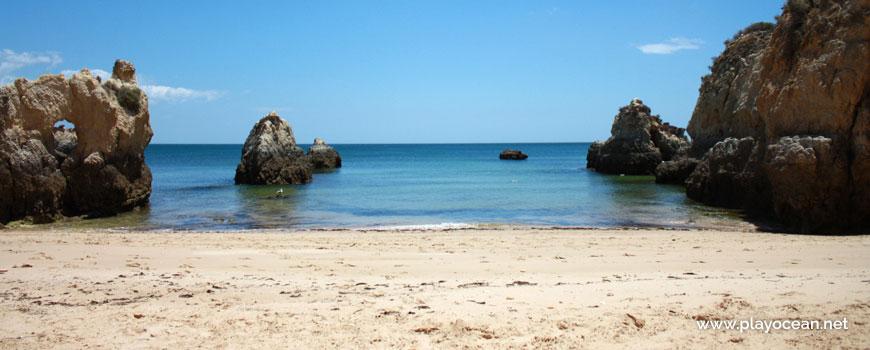 Mar, Praia de Boião