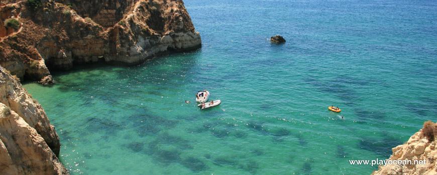 Águas da Praia de João de Arens