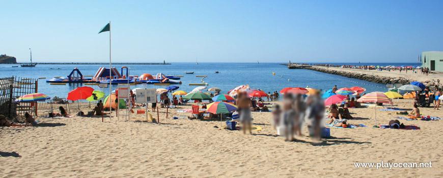 Praia da Marina de Portimão, posto de vigilância