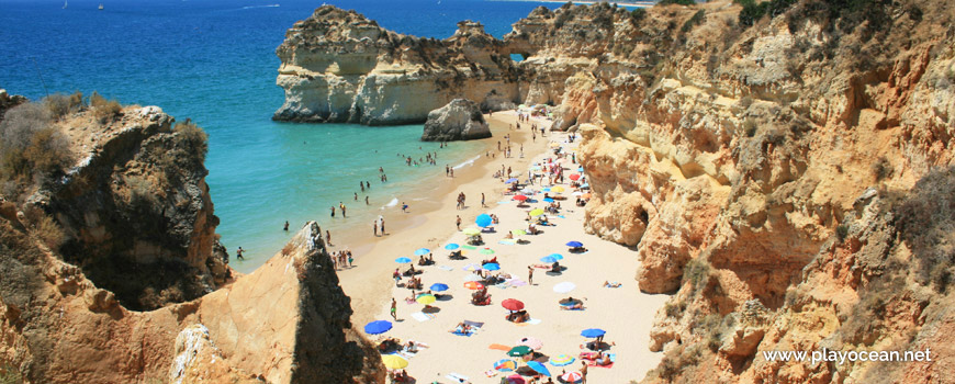 Prainha Portugal  City pictures : Prainha Beach at Alvor, Portimão • Portugal
