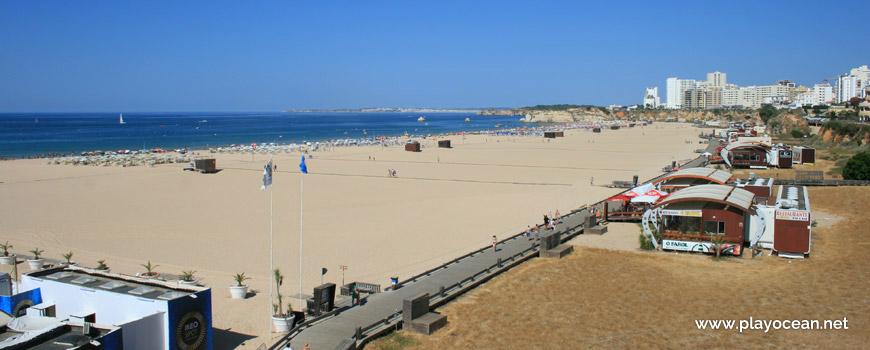 Estandartes, Praia da Rocha