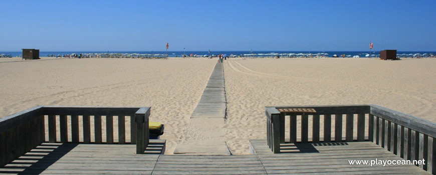 Entrada da Praia da Rocha