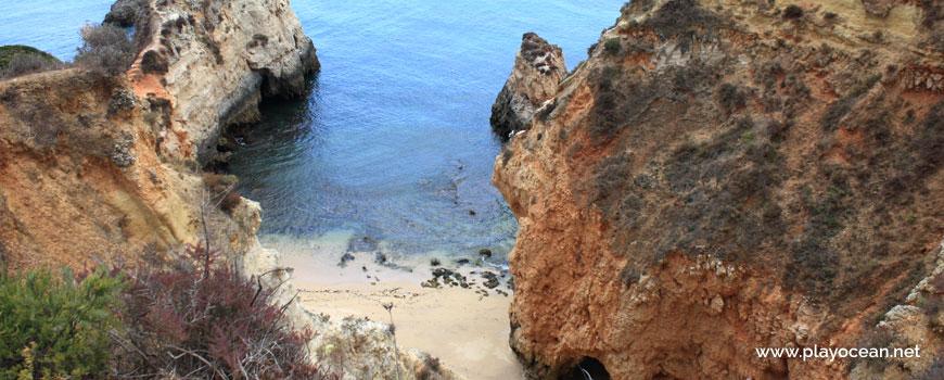 Beira-mar na Praia do Valentim de Carvalho