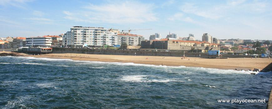 Panorâmica da Praia do Carneiro