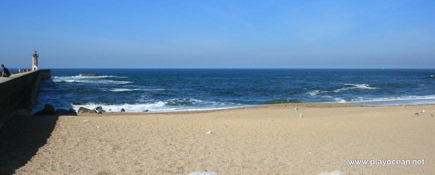 Mar da Praia do Carneiro