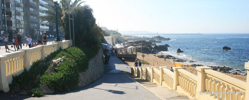 Access to Praia de Gondarém Beach