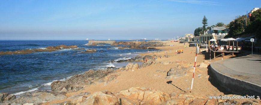 North of Praia de Gondarém Beach