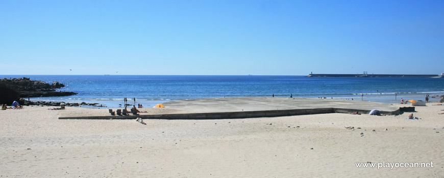 Mar da Praia Internacional