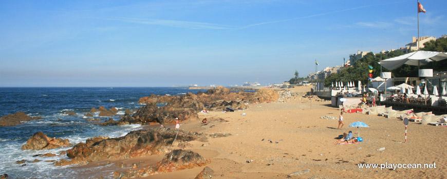 Norte da Praia da Luz