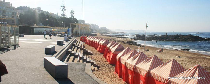 Entrance of Praia do Molhe Beach