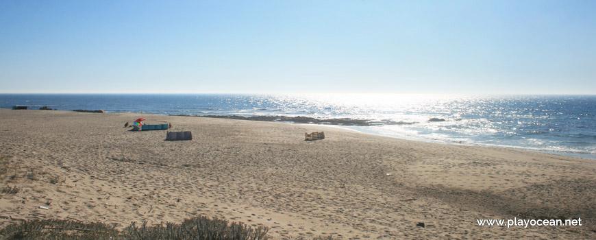 Praia da Aguçadoura Beach