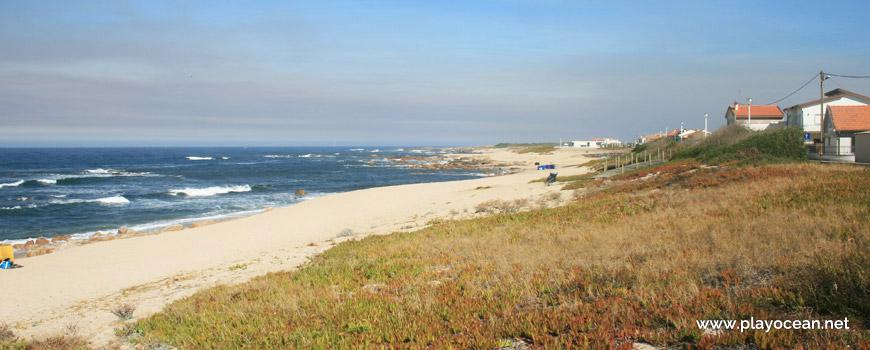 Norte da Praia de Aver-o-Mar