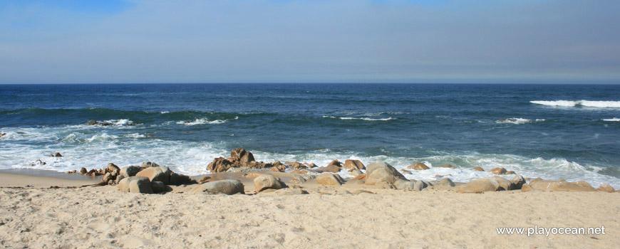 Mar na Praia de Aver-o-Mar