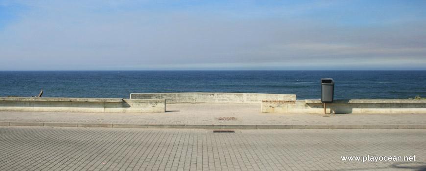 Entrada, Praia da Boucinha