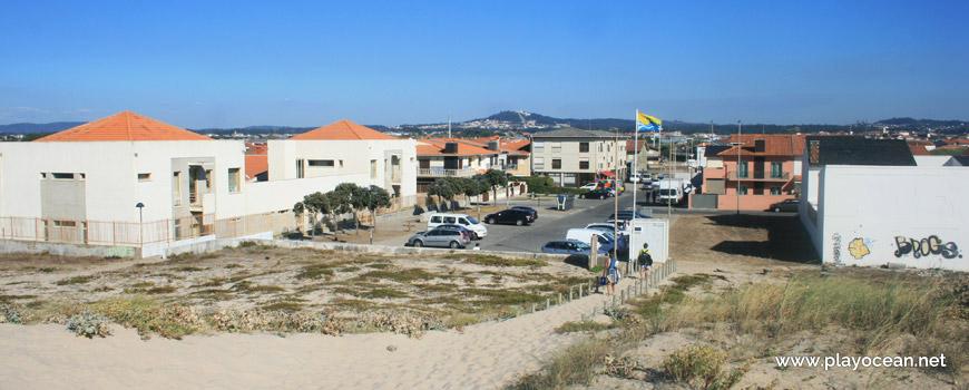 Estacionamento da Praia da Codixeira