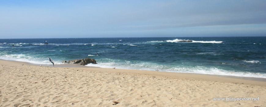 Mar na Praia da Lada I