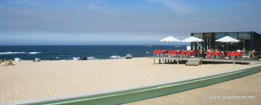 Beach Bar at Praia da Lada II Beach