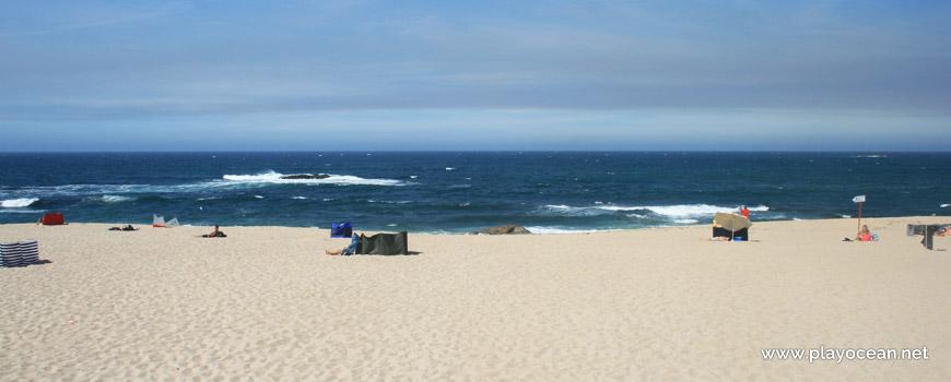 Bathing area, Praia da Lada II Beach