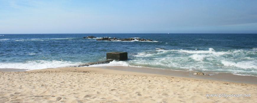 Pontão na Praia da Lagoa I