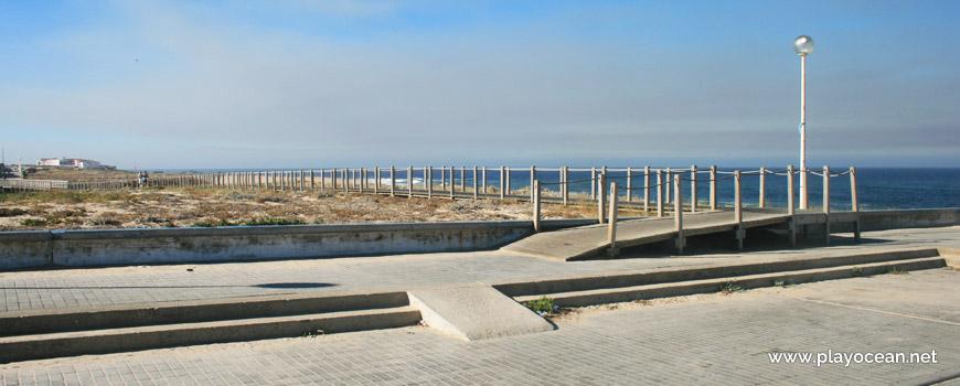 Passadiço, Praia das Pedras Negras