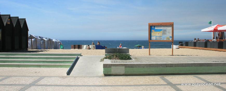 Access to Praia da Salgueira Beach