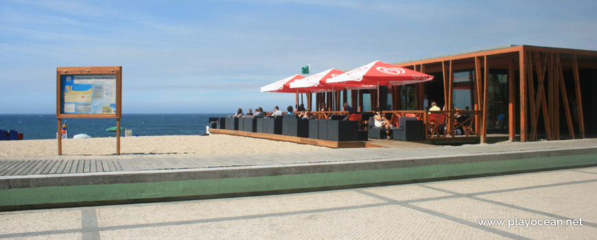 Bar, Praia da Salgueira Beach