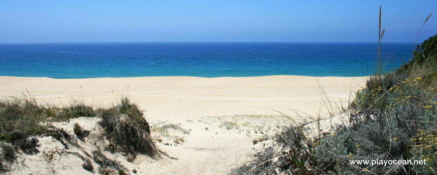 Trilho Praia das Areias Brancas
