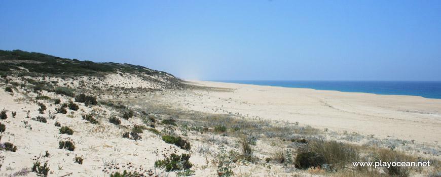 Sul Praia das Areias Brancas
