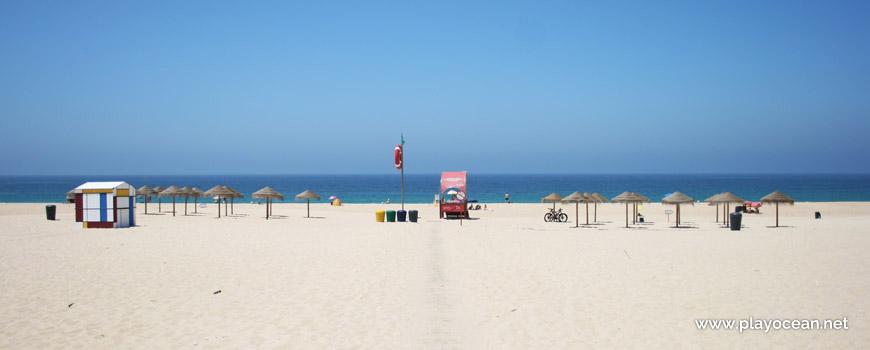 Concessão Praia da Costa de Santo André