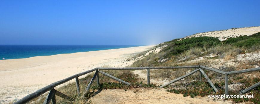 Norte Praia da Fonte do Cortiço