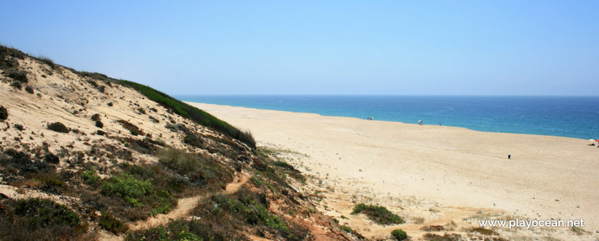 Sul Praia da Fonte do Cortiço